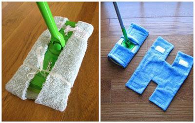 14 ideas creativas para reutilizar toallas viejas lodijoella - Como lavar toallas ...