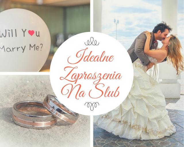 Przegląd Stylowych Zaproszeń Ślubnych. Nr.7 Zobacz Koniecznie. Znajdź Swój Styl