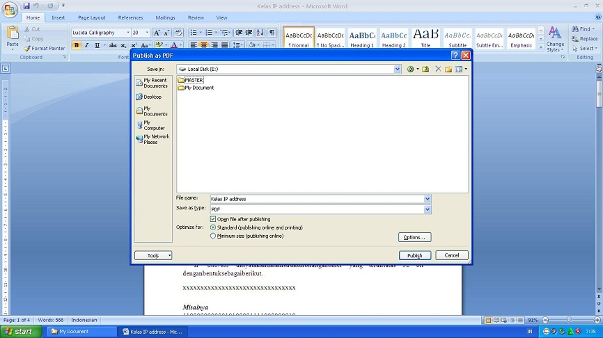 enable save as pdf in msoffice 2007