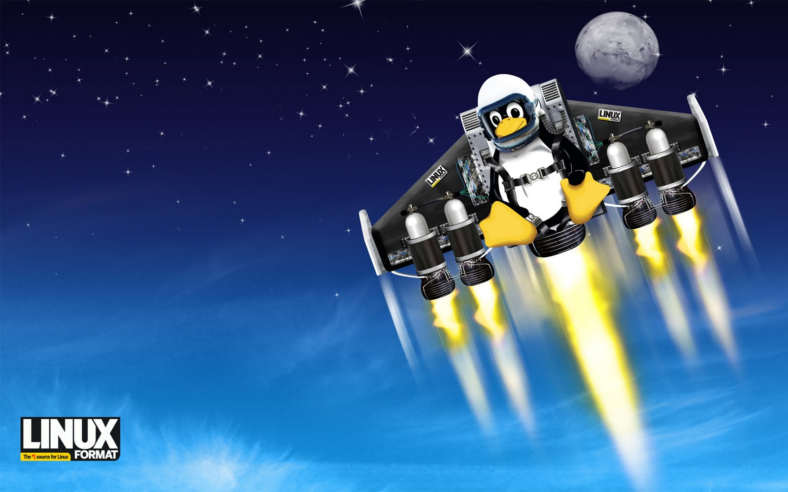 Linux Logo and HD Backgrounds | Desktop Wallpapers