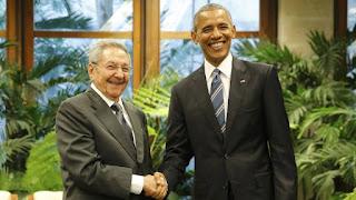 Obama en Cuba: se reúne con Raúl Castro