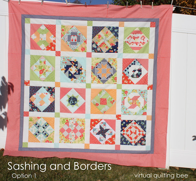 Adding Borders 101 - Diary of a Quilter - a quilt blog : how to put together a quilt - Adamdwight.com