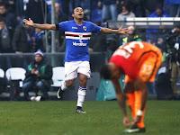 Striker Sampdoria Jadi Buruan Klub Elit Eropa