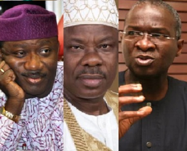 Judge Bribery Scandal Rocks Fashola, Fayemi, Amosun