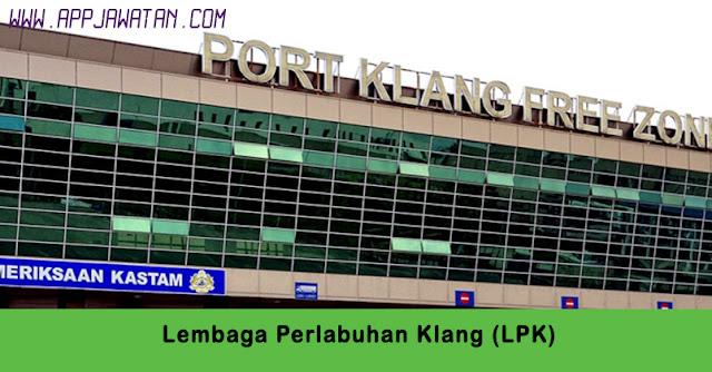 Jawatan Kosong di Lembaga Perlabuhan Klang (LPK).