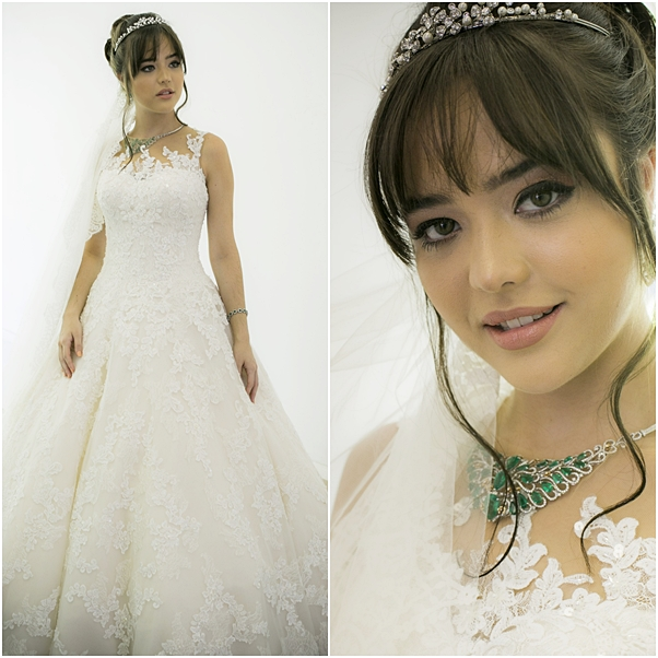 vestido de noiva laura o outro lado do paraíso