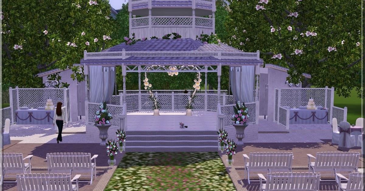 Arda Sims: Wedding Gazebo