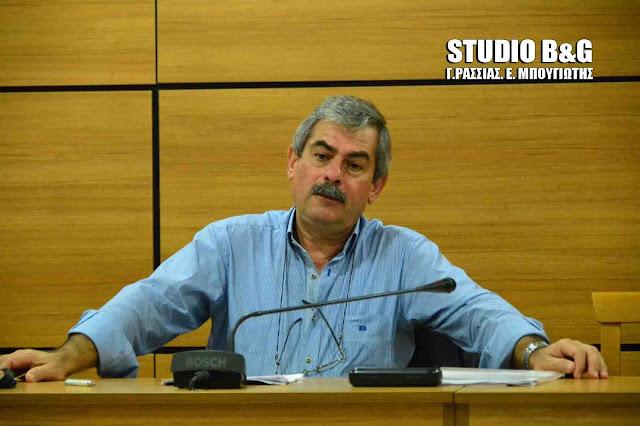 Θ.Πετράκος: Ο Τατούλης είναι αυτός που από το 2011 ήταν υπέρ το να μετατραπεί η Πελοπόννησος σε Ειδική Οικονομική Ζώνη