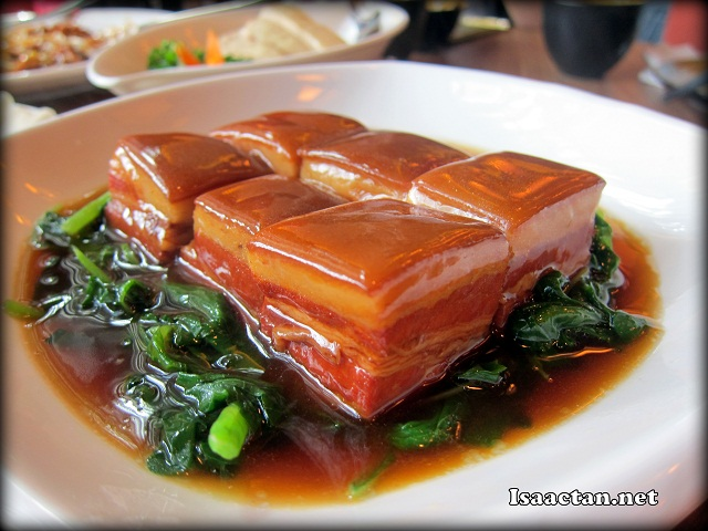 Braised Pork Belly - RM26.80