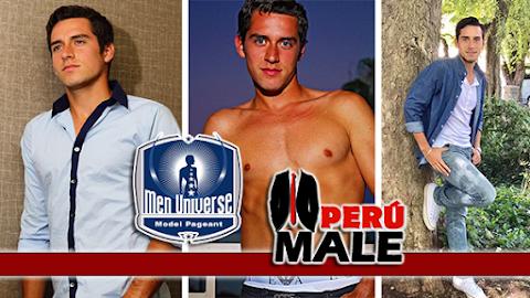 Men Universe Model Bolivia 2018