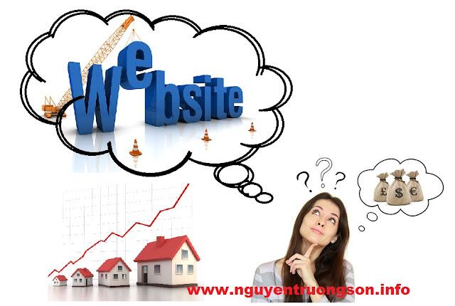 Thiết kế website Bất động sản miễn phí bằng Blogspot (cơ bản)