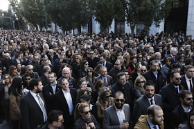 Eξέγερση των αστών με δεκάδες νεκρούς στην Αθήνα προβλέπει έκθεση μυστικής υπηρεσίας - Εκρηκτικό κοκτέηλ τα 150 δις κόκκινα δάνεια και το αμεταρρύθμιστο κράτος