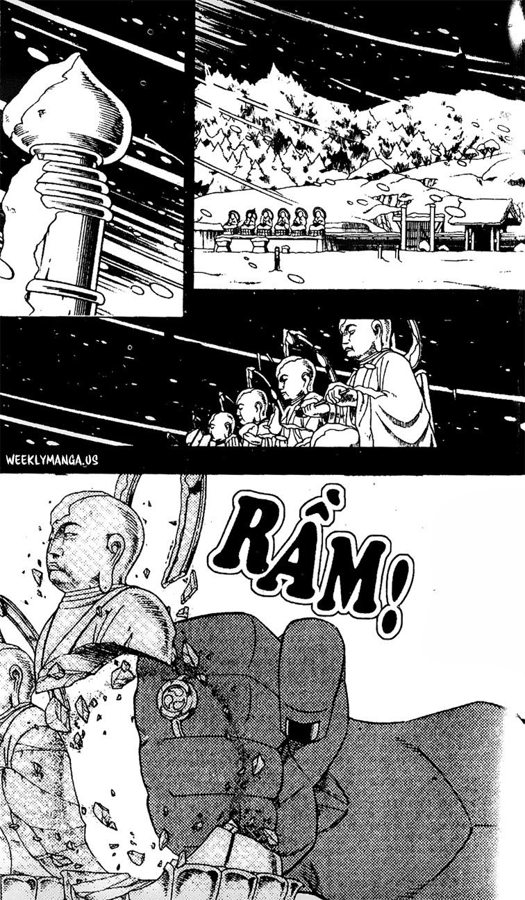 Shaman King [Vua pháp thuật] chap 174 trang 15
