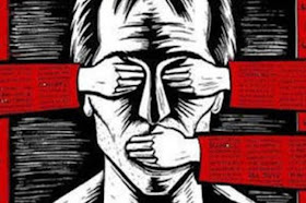 ΤΡΟΜΟΝΟΜΟΣ του ΣΥΡΙΖΑ φιμώνει τον δημόσιο λόγο!!! Πως θα πηγαίνετε ΦΥΛΑΚΗ από μια φράση αγανάκτησης στο διαδίκτυο…