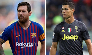 C.Ronaldo Dares His Longtime Rival, L.Messi To Leave Barcelona For Serie A