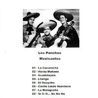 Resultado de imagen para Los Panchos - Mexicantos