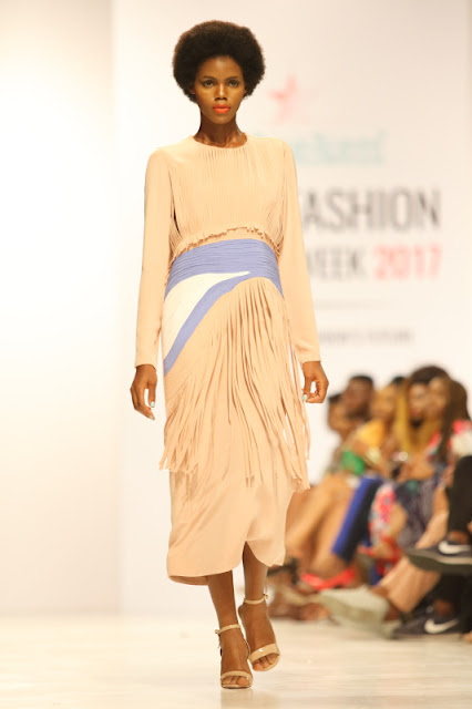 from the Tsemaye Binitie collection: pastel colors