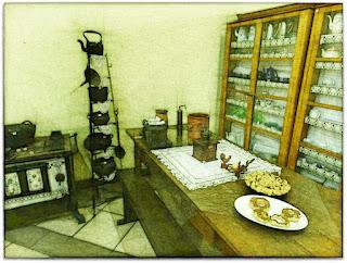 Cozinha Antiga - Museu Histórico, Montenegro