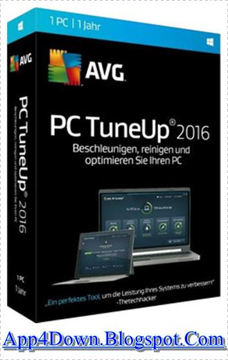 AVG PC TuneUp 16.22.1.58906 For Windows Full Version