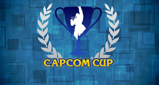 Capcom Cup 2016 Street Fighter V