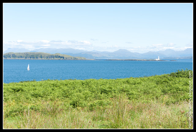 Isla de Mull (Escocia)