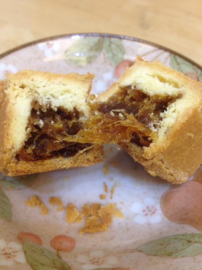 【中國】鮑師傅鳳梨酥-來自北京的鳳梨酥到底好吃嗎?