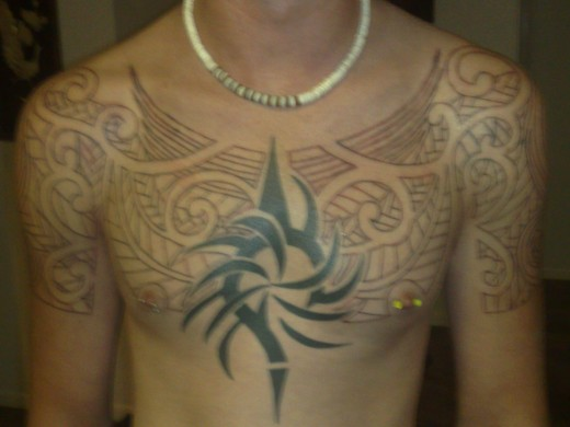 Guy Tattoo Designs: Tattoos For Guys