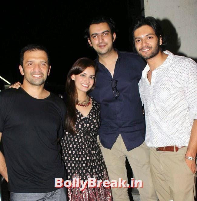 Special Screening of Bobby Jasoos, Vidya Balan, Dia Mirza at Special Screening of Bobby Jasoos