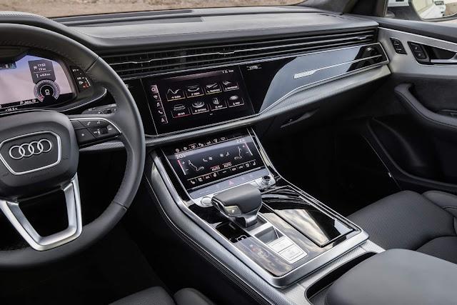 Audi RS Q8 2019 poderá equipar motorização de 690 cv