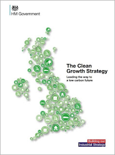 IADAB News Weekly Issue: 5 The Clean Growth Strategy publication cover image.