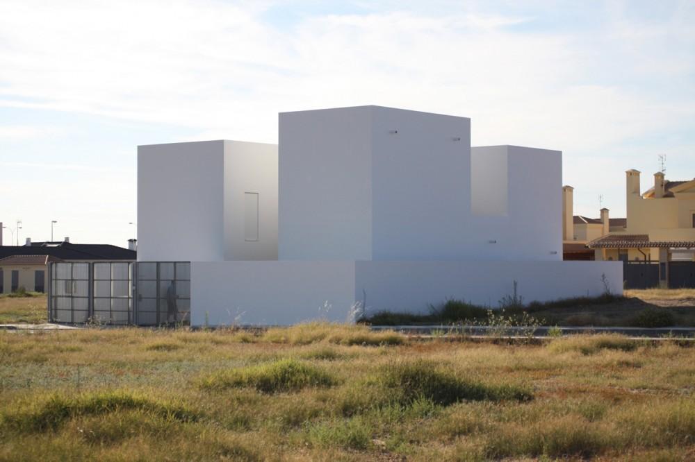 Casa rg de estudio arquitectura hago arquitectura y - Estudios de arquitectura en madrid ...