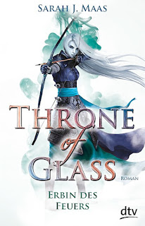 Throne of Glass - Erbin des Feuers - Sarah J. Maas