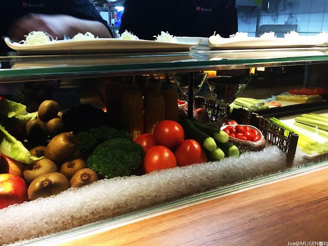 IMG 7381 - 【熱血採訪】一中結合LoungeBar 的 MUGEN 姜均日式手創sushi Bar @空運海鮮@日式手做料理@平價定食