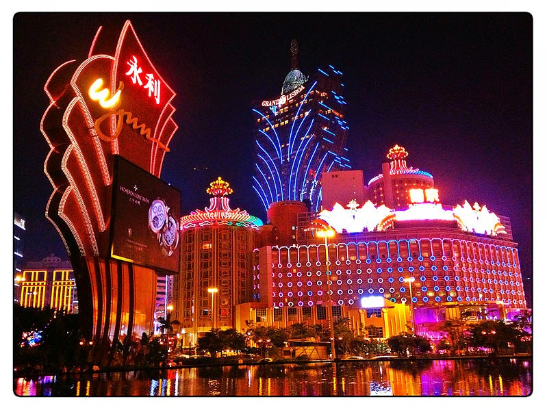 Macau Gambling License