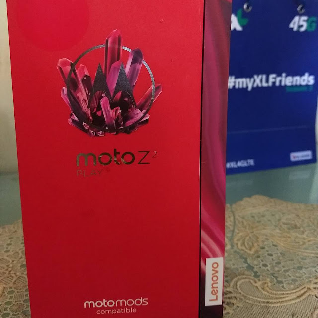 Review Smartphone Moto Z2 Play Indonesia