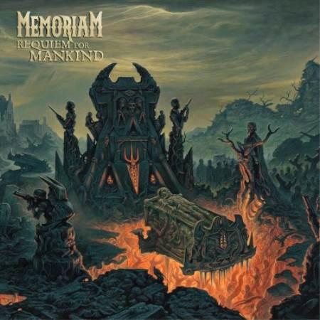 "MEMORIAM: Οι λεπτομέρειες του νέου άλμπουμ. Ακούστε το ""Shell Shock"""