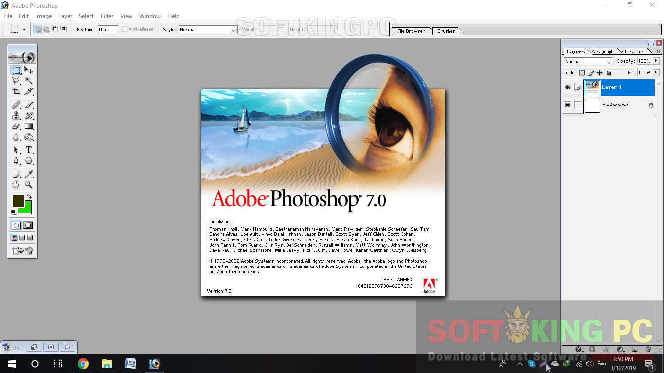 download photoshop free full version for windows 7 32 bit