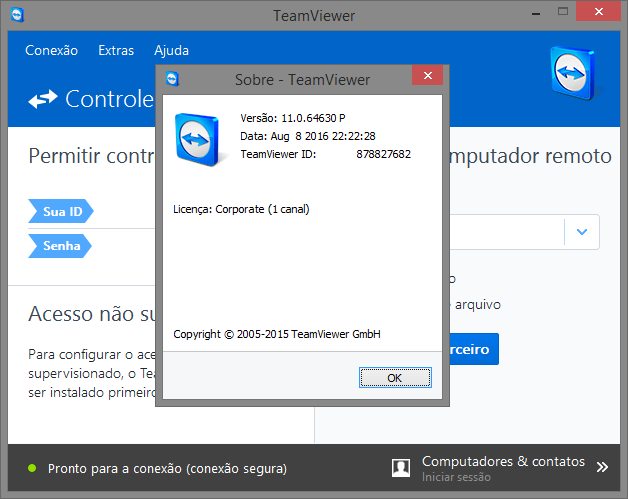 CLICK AQUI  TeamViewer Premium Corporate e Server Enterprise v11.0.64630 + Portable kPpMgEl