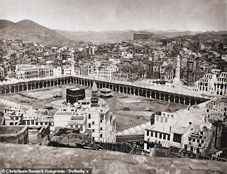 First ever photo of Mecca taken in 1888 sells at auction for $250,000