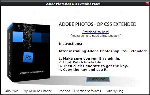 Applusxalkix — Adobe Photoshop Cs5 Keygen Patch Hosts File