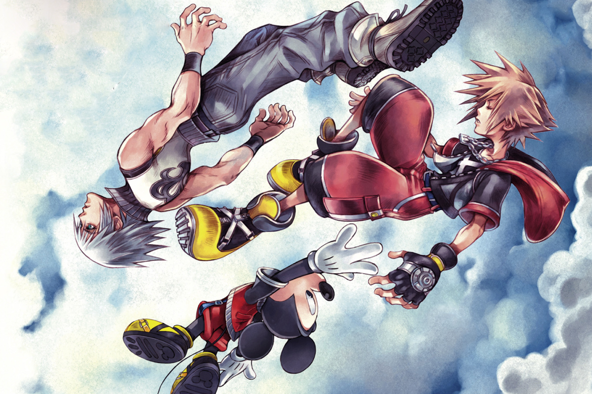 sora and riku essay But it's a collection of events in the games that lead thousands of people to  support sora and riku as a couple all characters in this essay thing.