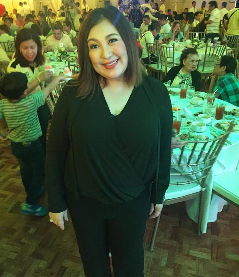 Sharon Cuneta On Being Mere 'Pamalit' To Sarah Geronimo In ...