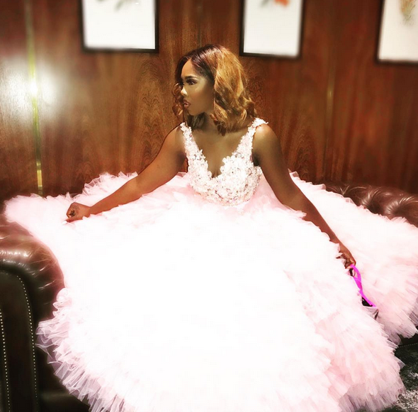 tiwa2 Tiwa Savage Slays Last Nite On Idols S/Africa - See Photos Entertainment