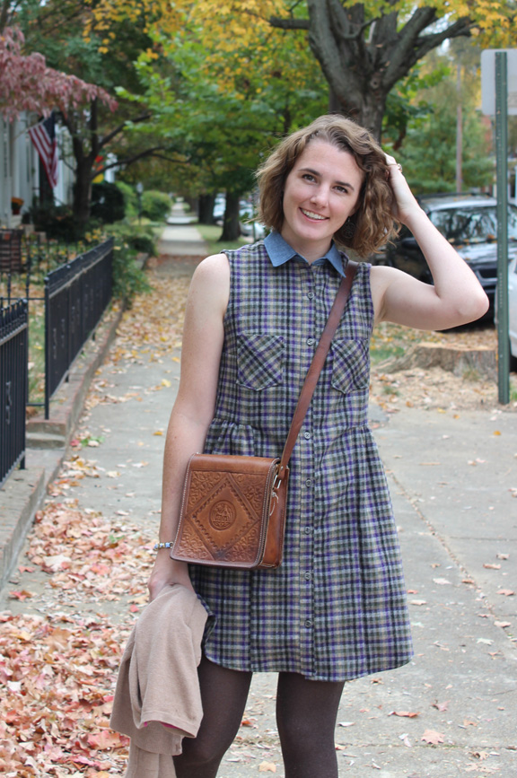 Grainline Studio's Alder Shirtdress
