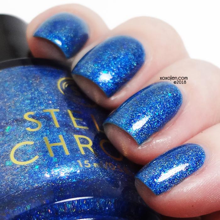 xoxoJen's swatch of Stella Chroma Nightwander