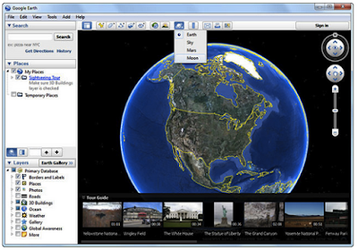 Google Earth 2017 Latest Version