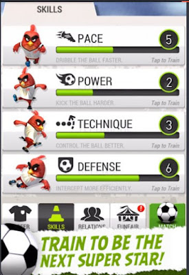 Angry Birds Goal Mod APK Terbaru Unlimited Money Terbaru 2016