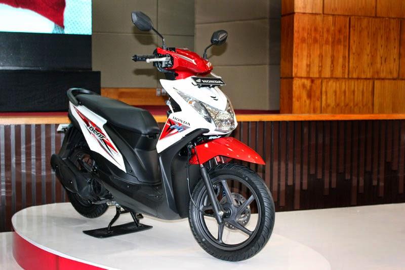 Motor Honda BeAT eSP 2015