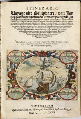 Buku Itinerario Belanda