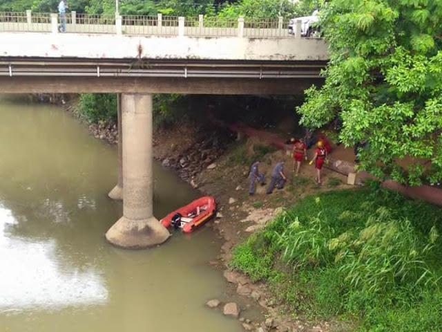 Corpo ainda não identificado é encontrado no rio Mogi-Guaçu(SP)